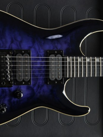 ESP E-II Horizon FR – Reindeer Blue – Demo