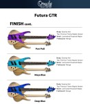 Ormsby Futura GTR 6 – Run 10 – Deep Blue