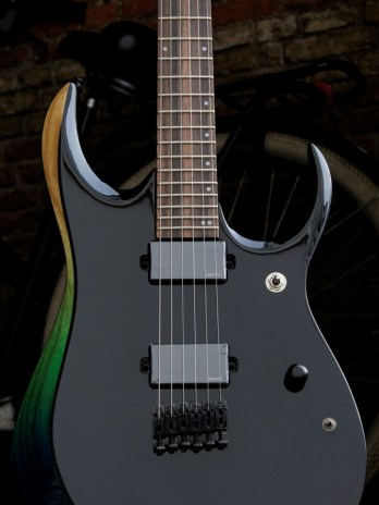 Ibanez RGD61ALA Axion Label