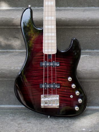 Mayones Jabba 4 Classic – Dirty Red Gloss