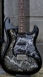 Fender Limited Edition Stratocaster – Black Paisley