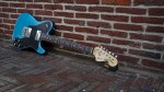 Fender Made in Japan Limited 70s Telecaster Deluxe Tremolo RW – Lake Placid Blue