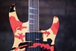 Jackson X Series Soloist SLX DX Camo – Multi-Color Camo