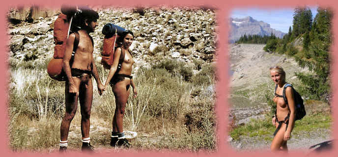 nudehikers