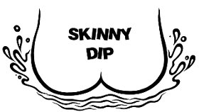 skinny dip world record