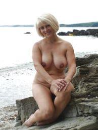 naturist lady