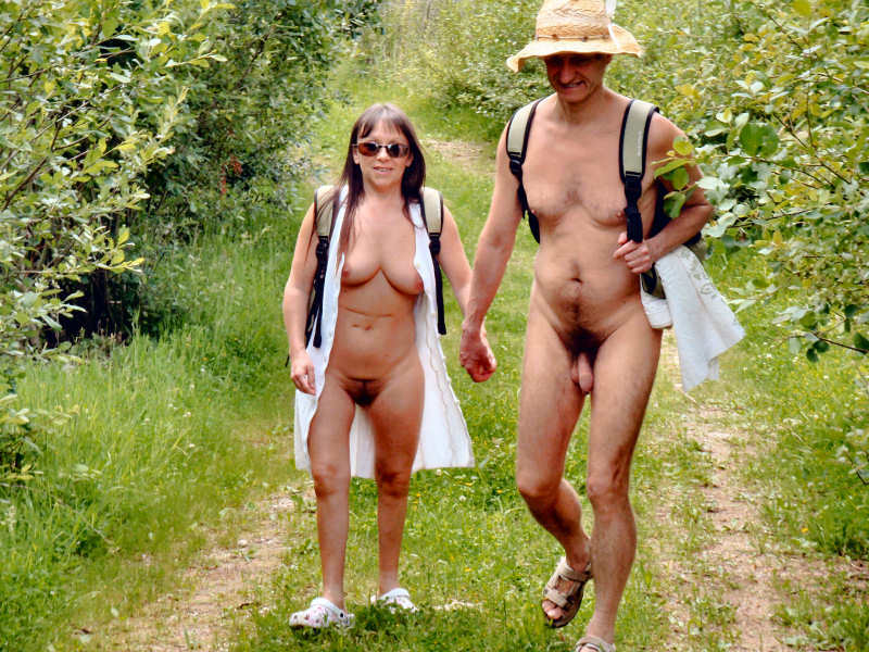 Sunday Noon Nudist