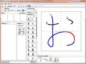 stroke order diagram | zkanji