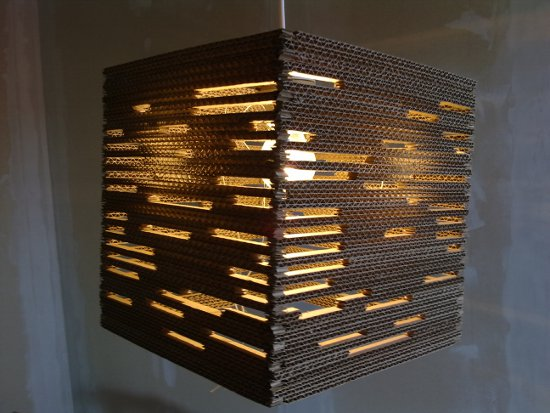 lampa-luka-8 - z kartonu