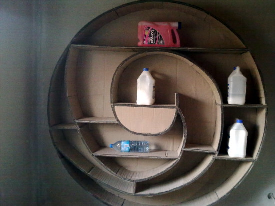 cardboard-shelf-3 - z tektury