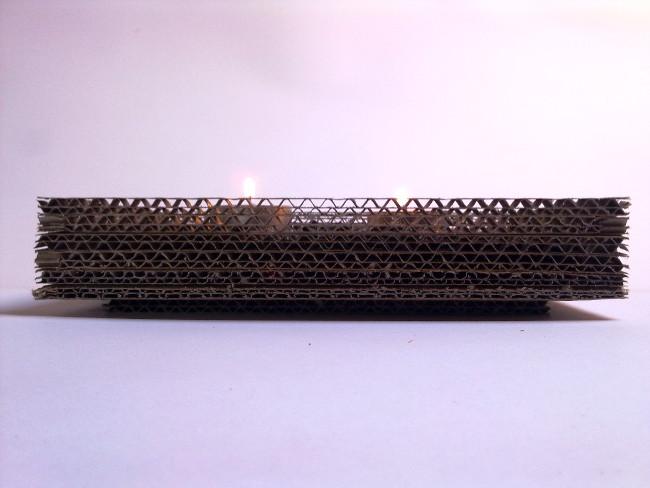 swiecznik-10 - meble z tektury