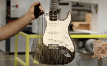 gitara karton - 1