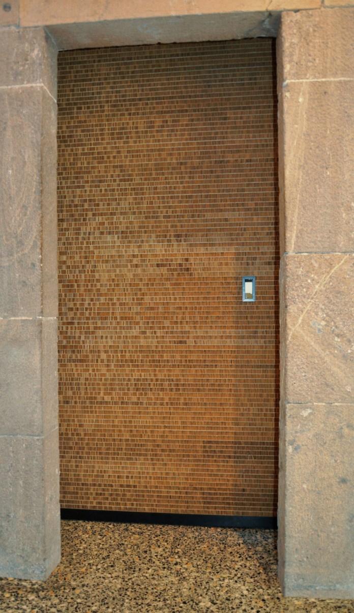 Drzwi z karotnu - 1