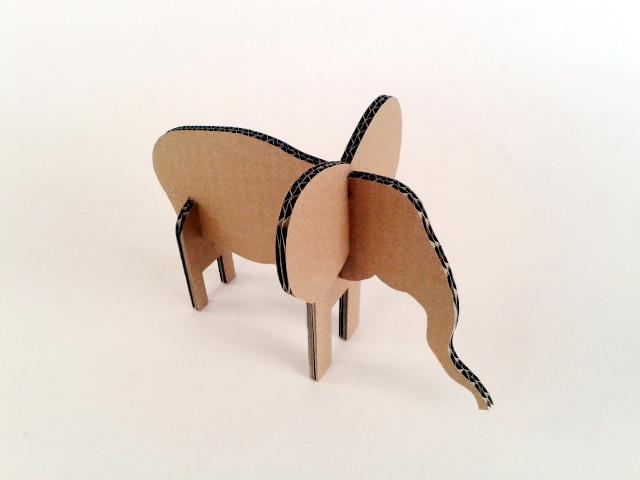 Slon z kartonu - 5
