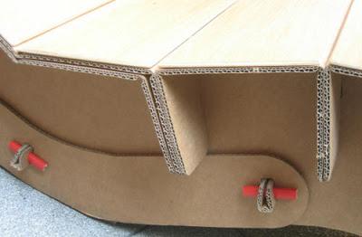 leżak z karotnu - 2
