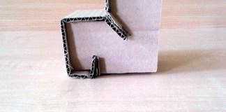 Skladak prototyp z kartonu - 5