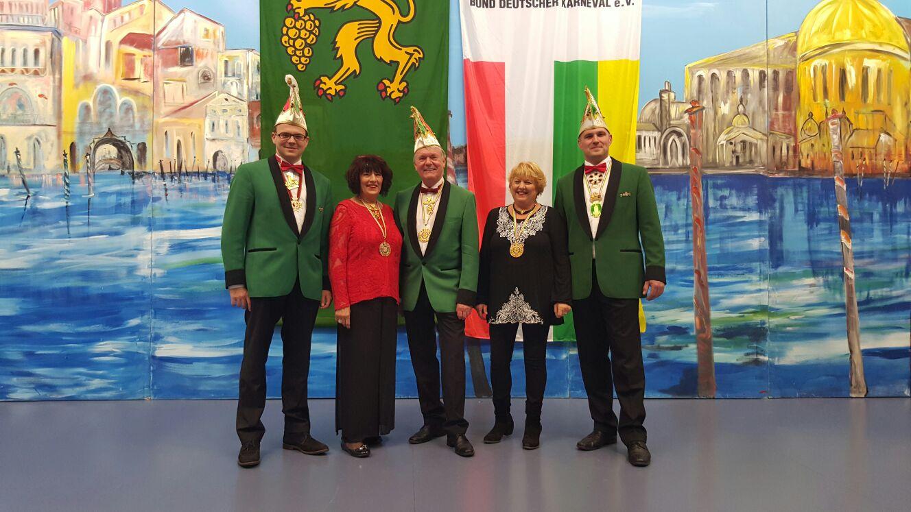 BDK Festakt Nordbaden 2015