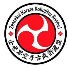 Zensekai Karate Kobujitsu Renmei Logo