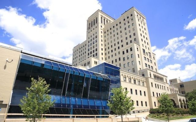 Allegheny General Hospital, Pittsburgh, ΗΠΑ