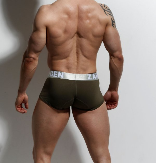Army trunk underwear Danish Design by ZLCOPENHAGEN