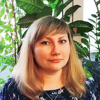 Марта Гребенникова