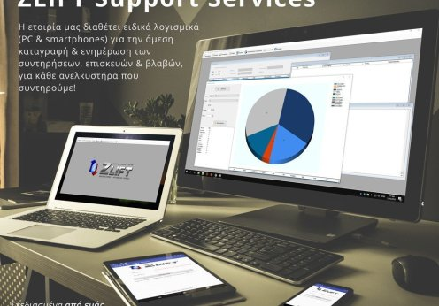ZLIFT Support Services