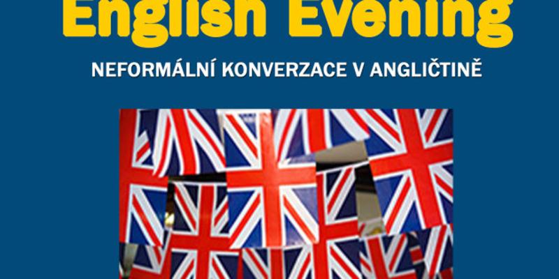 English Evening – neformální konverzace v angličtině