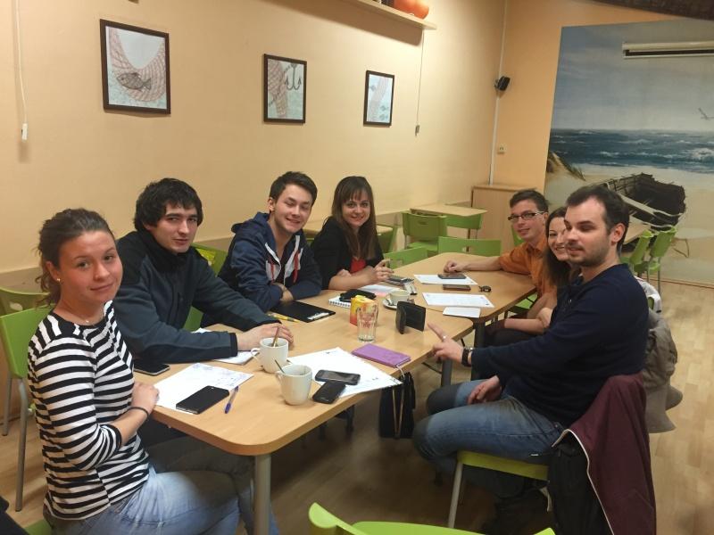 První pracovní schůze nového krajského výboru