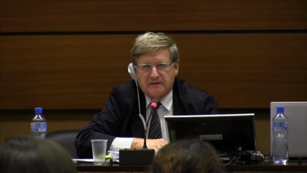 Бельгийский правозащитник Вилли Фотре про А. Дворкина и А. Невеева