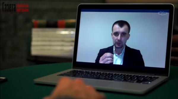 Василий Чайка поздравляет «Нераскрытые преступления»