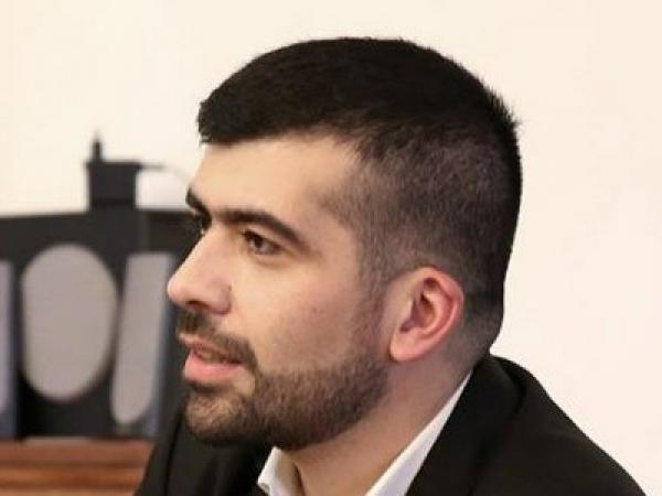 Гурген Оганесян Поздравление газеты «Нераскрытые преступления»