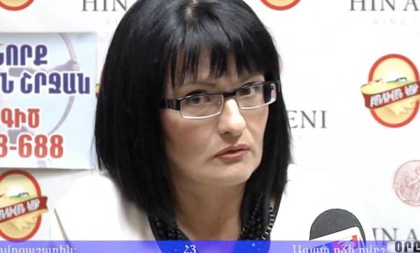Овсепян М.Э. О нарушении прав человека и об экстремистской деятельности Дворкина