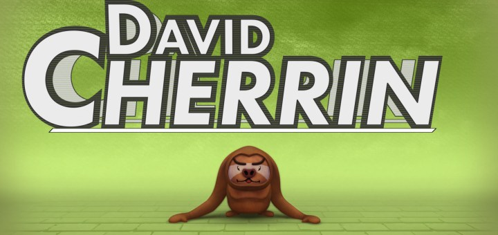 DavidCherrin Showreel Final 2014