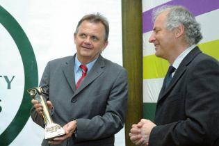 II Międzynarodowa Nagroda Zaufania – dr Günter Wienberg zFundacji Bethel Bielefeld (2007)