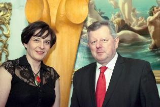 Dr Elżbieta Puacz iGrzegorz Kucharewicz (2014)