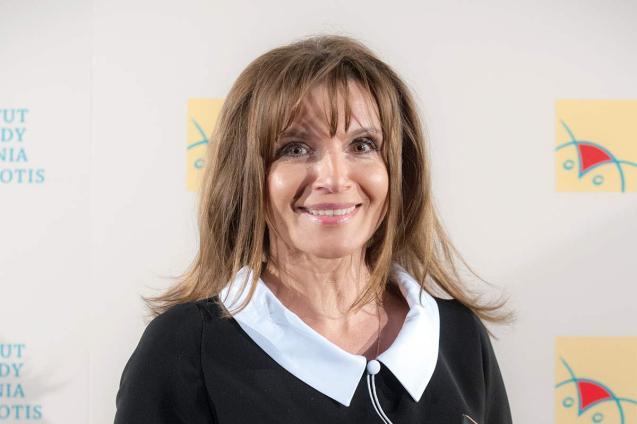 Dr hab. Justyna Drukała - laureatka Honorowej Nagrody Zaufania Złoty OTIS 2017