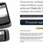 Slovenska tipkovnica za Android