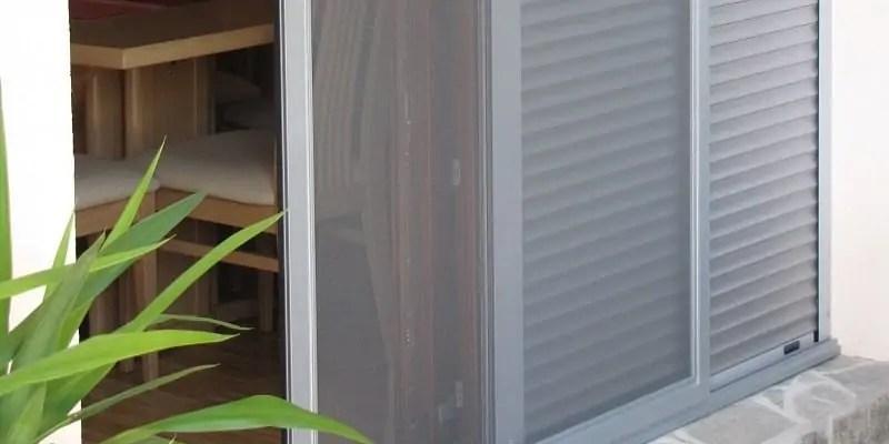 Komarniki za okna in vrata