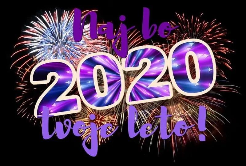 voščilo 2020