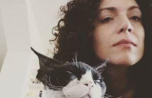 רנה ורבין, חיבה לחתולים ולברלין