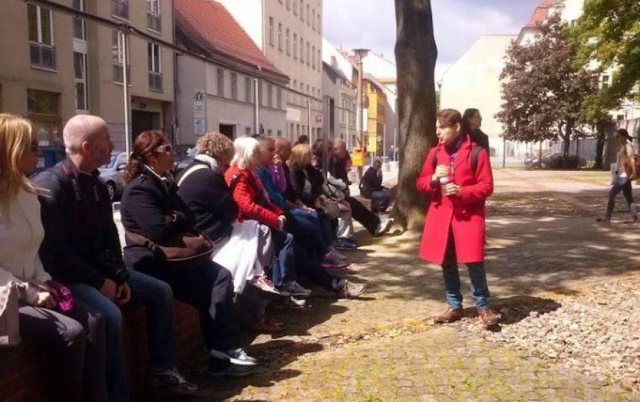 הטיולים של נדב בברלין