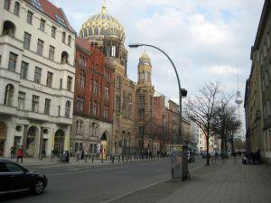 אנטישמיות אמש בברלין