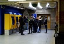 רכבות ואוטובוסים באמסטרדם