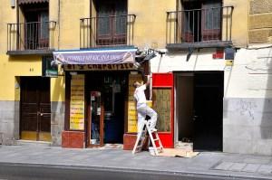 עבודה בספרד