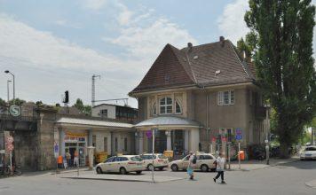 ברלין בוך, תחנת הרכבת