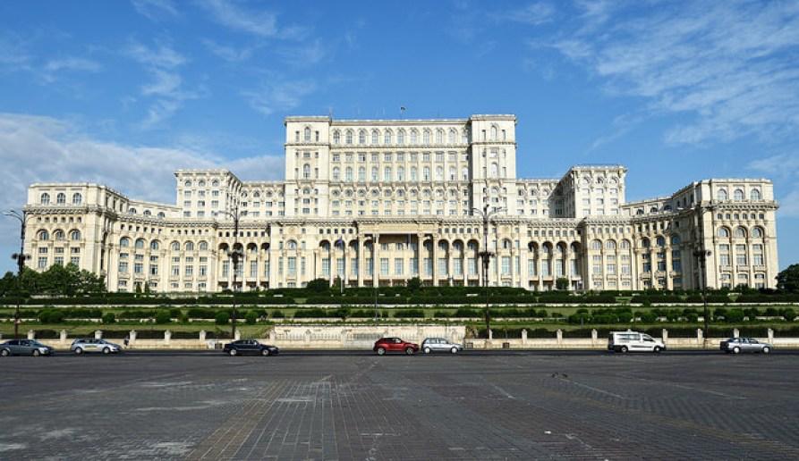 ארמון הנשיאות בבוקרשט