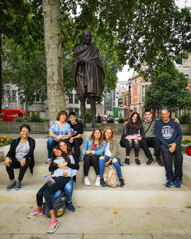סיור בעברית בלונדון
