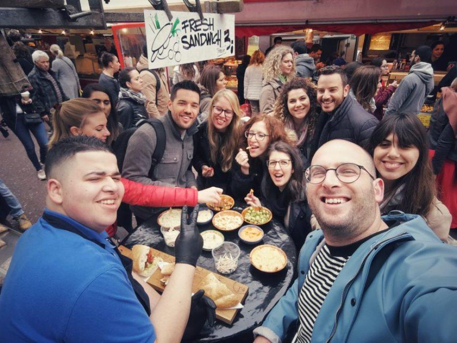 סיורי אוכל באמסטרדם