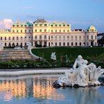 ארמון בלוודר, וינה
