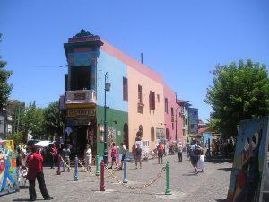 לה בוקה, ארגנטינה